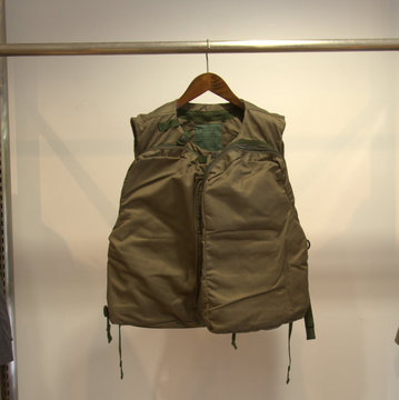 UK MILITARY AFV CREWMANS VEST 000027221