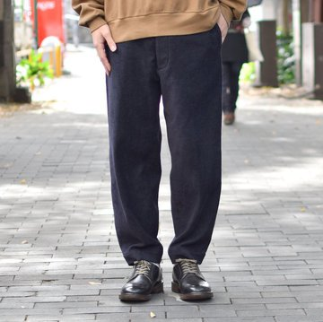 【2018 AW】 ts(s)(ティーエスエス) / PEGTOP PANTS -NAVY- #KT39EP04-NV