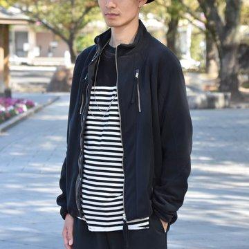 【2018 AW】TAKAHIRO MIYASHITA The SoloIst.(タカヒロミヤシタ ザ ソロイスト) regulation jacket -BLACK- #swj0010aw18
