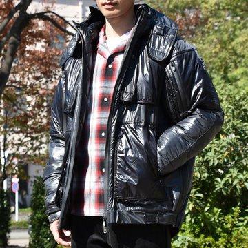 【2018 AW】TAKAHIRO MIYASHITA The SoloIst.(タカヒロミヤシタ ザ ソロイスト) flight jacket type 2 -BLACK- #sj0027aw18