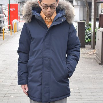 PYRENEX(ピレネックス)/ ANNECY JACKET -AMIRAL- #HMK009