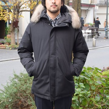 PYRENEX(ピレネックス)/ ANNECY JACKET -BLACK- #HMK009