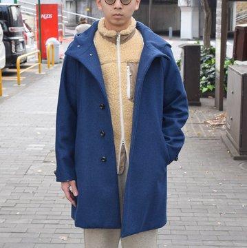 【40% OFF SALE】 EEL(イ—ル)/ オリオンコート -(25)BLUE- #E-18171