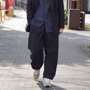【19 SS】 TEATORA(テアトラ)/Wallet Pants Hotel Solomodule-BLACK- #TT-004H-SM