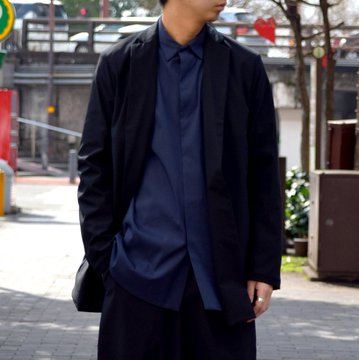 TEATORA(テアトラ) Roomkey JKT SM -BLACK- #TT-206-SM