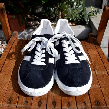 EKSIS -NAVY-#shoes-001