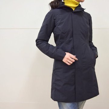 ARC'TERYX(アークテリクス) / Durant Coat Women's -black-- #0672590