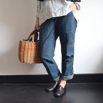 dosa(ドーサ) skinny travel pants