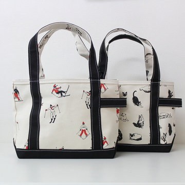 TEMBEA(テンベア) TOTE BAG SMALL (SKI/CAT)【K】