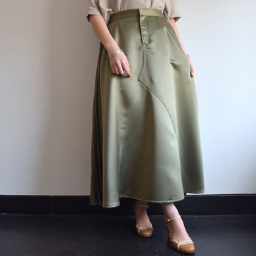 CLEANA(クリーナ) Kit2 バックプリーツスカート