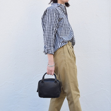 commono reproducts (コモノリプロダクツ) WIDE SHIRT【K】
