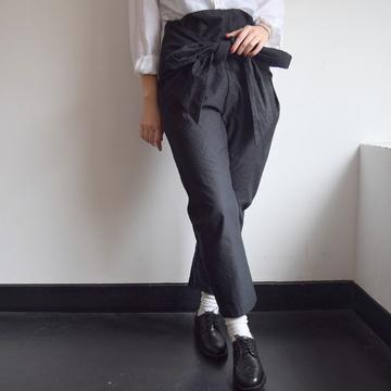 TOUJOURS(トゥジュー) Narrow Pants【K】