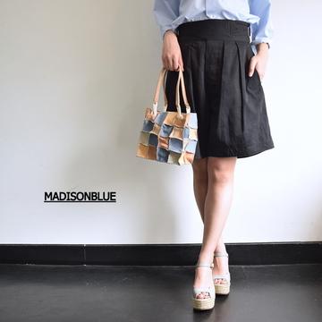 MADISONBLUE(マディソンブルー)GURKHA SHORTS LINEN CANVAS リネンキャンバスグルカショーツ【K】