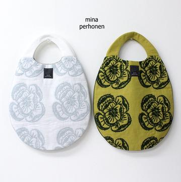 mina perhonen(ミナ ペルホネン)hope エッグバッグ(2色展開)