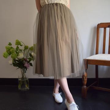 Bilitis dix-sept ans(ビリティス・ディセッタン)New Long Tutu Skirt