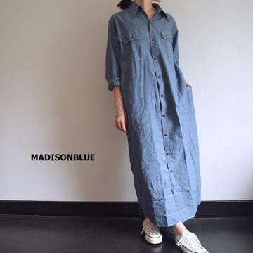 MADISONBLUE(マディソンブルー)HAMPTON CHAMBRAY OP (OW)【K】