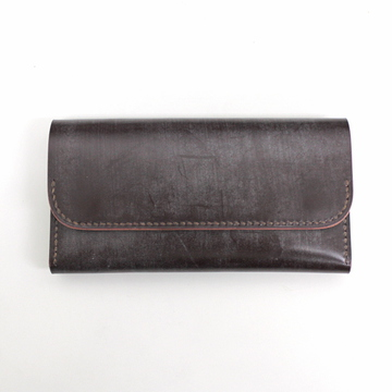 commono reproducts (コモノリプロダクツ) Long Wallet(Burgundy)【K】
