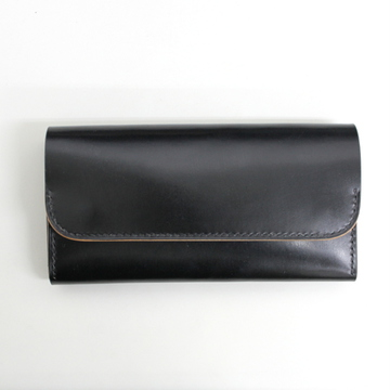 commono reproducts (コモノリプロダクツ) Long Wallet(Black)【K】