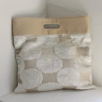 mina perhonen(ミナ ペルホネン) sond flower flag bag(大)