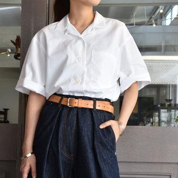 【40% off sale】DRIES VAN NOTEN(ドリスヴァンノッテン) CRUZ3289(オープンカラーシャツ)
