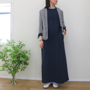 commono reproducts (コモノリプロダクツ) Long One piece【T】