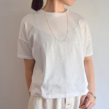 gasa*grue (ガサグルー) Pastel プルTシャツ