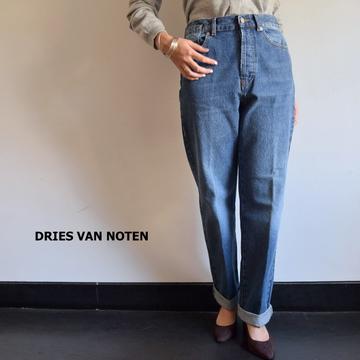 DRIES VAN NOTEN(ドリスヴァンノッテン) PISCO デニムパンツ(BLUE)【K】