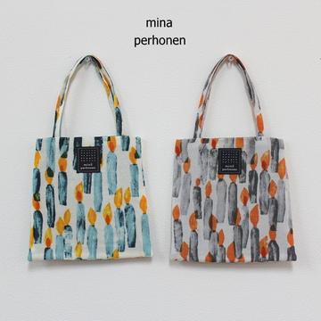 mina perhonen(ミナ ペルホネン) candle ミニバッグ(2色展開)