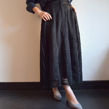 CLEANA(クリーナ)Kit LA プリーツレーススカート