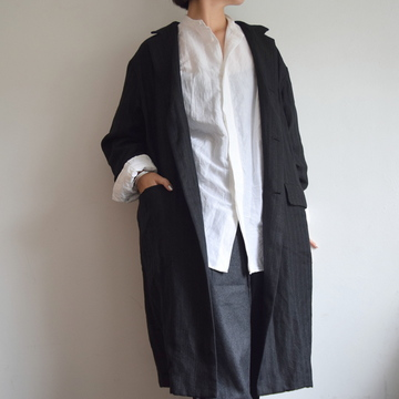 TOUJOURS(トゥジュー) Chester Field Coat【K】
