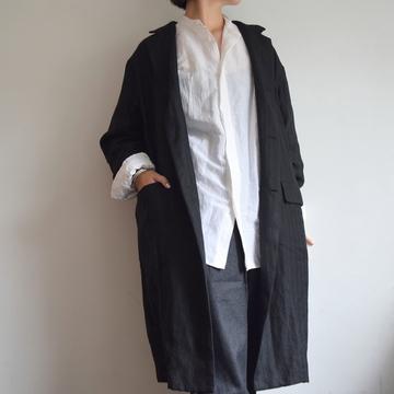 TOUJOURS(トゥジュー) Chester Field Coat【K】