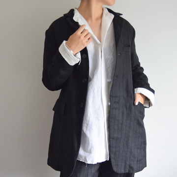 TOUJOURS(トゥジュー) Frock Jacket【K】