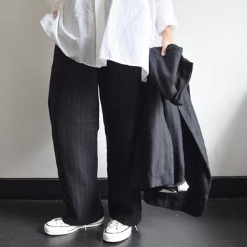 TOUJOURS(トゥジュー) Waist Overalls【K】