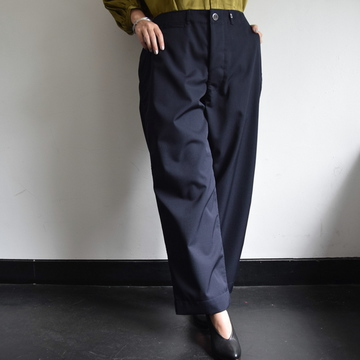 commono reproducts (コモノリプロダクツ) Wool Chino Pants【K】