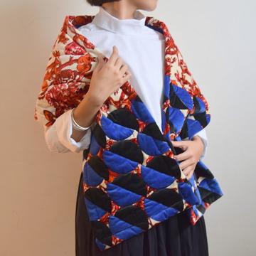 DRIES VAN NOTEN(ドリスヴァンノッテン) FOAM 4322 スカーフ【K】
