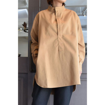 CristaSeya(クリスタセヤ)  Japanese heavy cotton pocket tunic