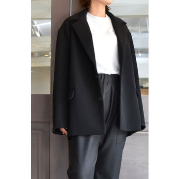 CristaSeya(クリスタセヤ)  Oversize Japanese double wool jacket