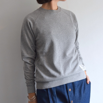 commono reproducts (コモノリプロダクツ) Sweat Raglan【K】
