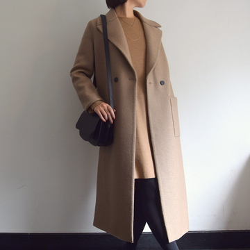 HARRIS WHARF LONDON(ハリスワーフロンドン) Women boxy duster coat