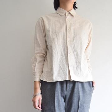 YAECA(ヤエカ) コンフォートシャツ【K】