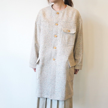 【40% OFF SALE】ASEEDON CLOUD(アシードンクラウド)formal work coat 【T】