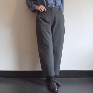 YAECA(ヤエカ) CONTEMPO 2WAYパンツ(3色展開)【K】