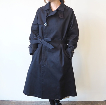 ASEEDON CLOUD(アシードンクラウド)classical over coat 【T】
