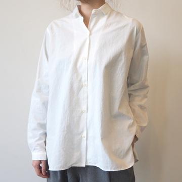 LENO&Co.(リノアンドコー)/gatherd blouse【T】