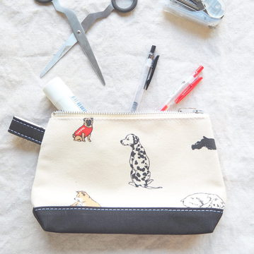 TEMBEA(テンベア)TOILETRY BAG MEDIUM PRINT【T】