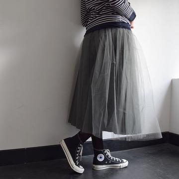 Bilitis dix-sept ans(ビリティス・ディセッタン)New Long Tutu Skirt(3色展開)