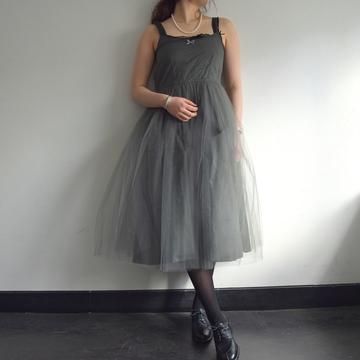 Bilitis(ビリティス) Long Tutu Dress(2色展開)