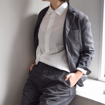 YAECA(ヤエカ) セットアップジャケット【K】