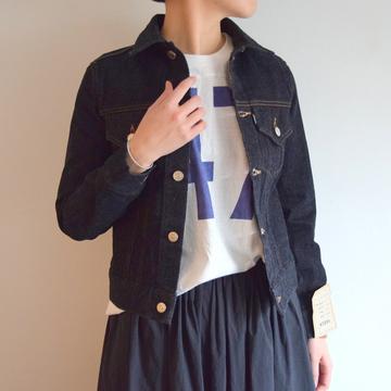 YAECA(ヤエカ) デニムジャケット【K】
