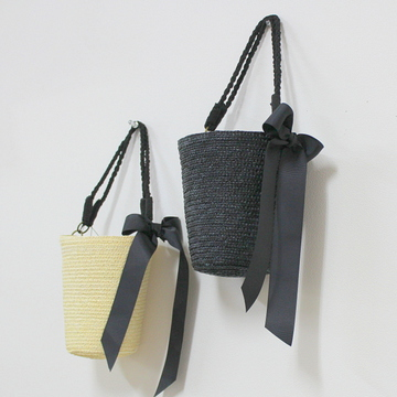 【30%OFF SALE】Bilitis dix-sept ans(ビリティス・ディセッタン) Straw Basket S(2色展開)【K】